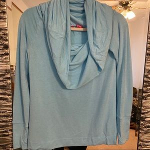 Lilly Pulitzer Belinda Top in Bali Blue